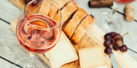 100% Organic Wine & Cheese Tasting tickets