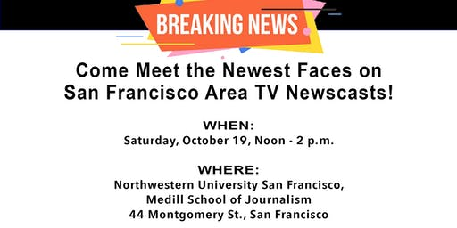 Come Meet the Newest Faces on San Francisco Area TV Newscast!