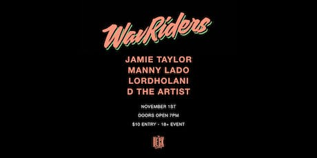 WavRiders  @ The Deck (1/11/2019) tickets