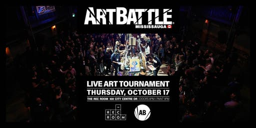 Art Battle Mississauga - October 17, 2019