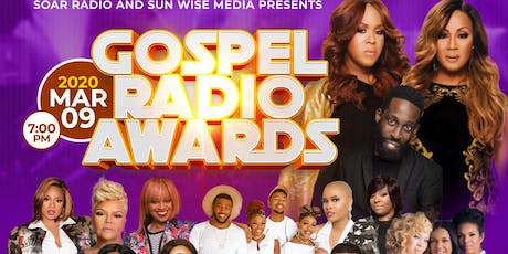 2020 Gospel Radio Awards  tickets