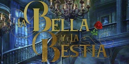 BALLET LA BELLA Y LA BESTIA