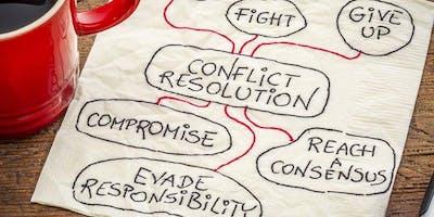 Title 1 Parent - Healthy Communication & Conflict Resolution – Part 1