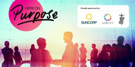 Here On Purpose: LGBTIQ+ Professionals Networking Event tickets