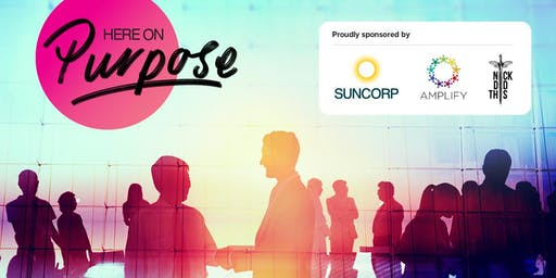 Here On Purpose: LGBTIQ+ Professionals Networking Event