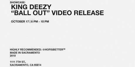 """Ball Out"" Video Release Party tickets"