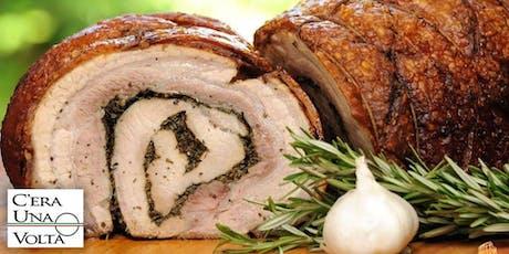 Festa della Porchetta - Italian Pork Roast Celebration - Sunday Nov. 3 tickets