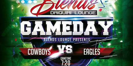Cowboys vs Eagles Watch Party tickets