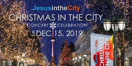 Christmas in the City Concert Celebration tickets