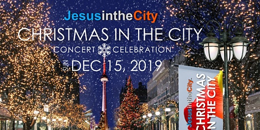 Christmas in the City Concert Celebration