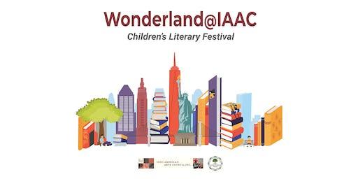 Wonderland@IAAC, Children's Literary Festival