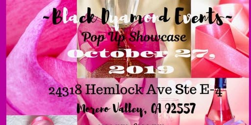 All Pink Pop Up Showcase
