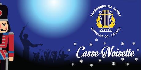 Concert de Noel: Casse-Noisette billets