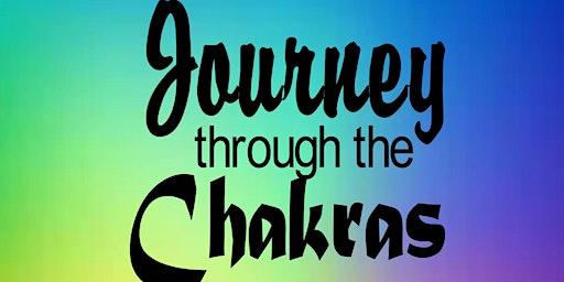Journey Through The Chakras Retreat with Jo'Anne Smith & Cindi Pierce