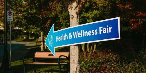 Health and Wellness Fair at Elim Village