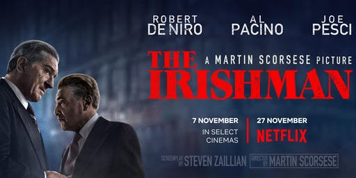 The Irishman - SOLD OUT