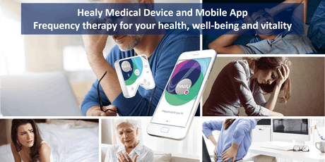 Introduction Healy: new medical device for Australia tickets
