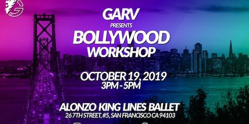 Garv presents: Bollywood Workshop - San Francisco