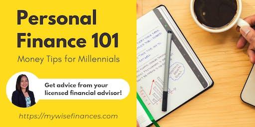 Personal Finance 101 - Money Tips for Millennials