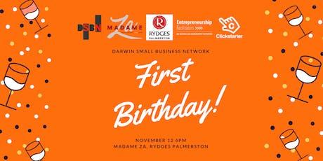 DSBN First Birthday Networking Event tickets