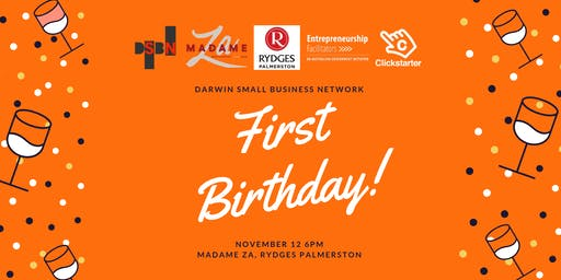 DSBN First Birthday Networking Event