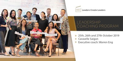 Certification Leadership Coaching Program - Executive Coach: Warren Eng