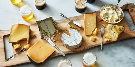 Beer and Cheese Pairing Class tickets