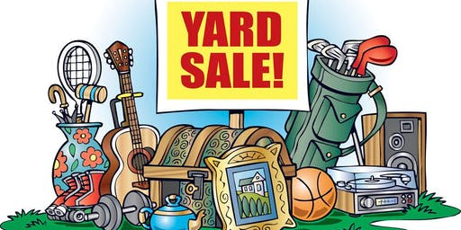 Community Yard Sale hosted by Boy Scout Troop 1814