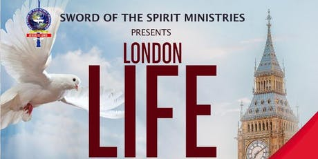 LONDON LIFE CONVENTION 2019 tickets