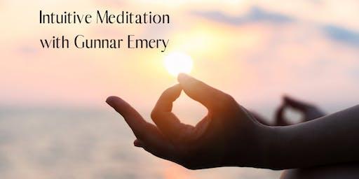 Intuitive Meditation with Gunnar Emery