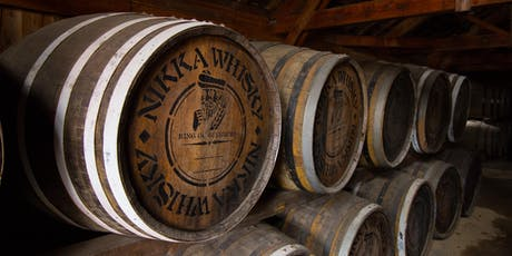 An evening with Nikka Whisky tickets