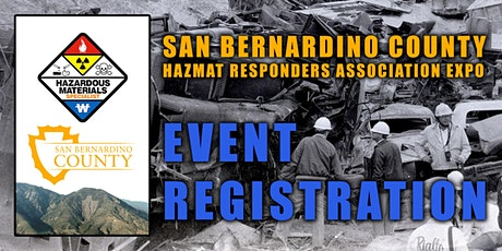San Bernardino County Hazmat Expo tickets