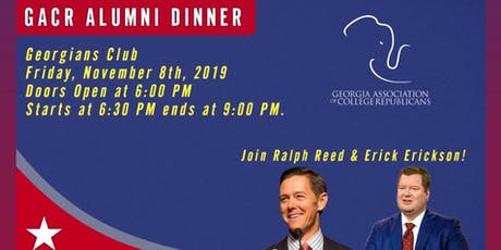 GACR Alumni Dinner: A Night Of Memories tickets