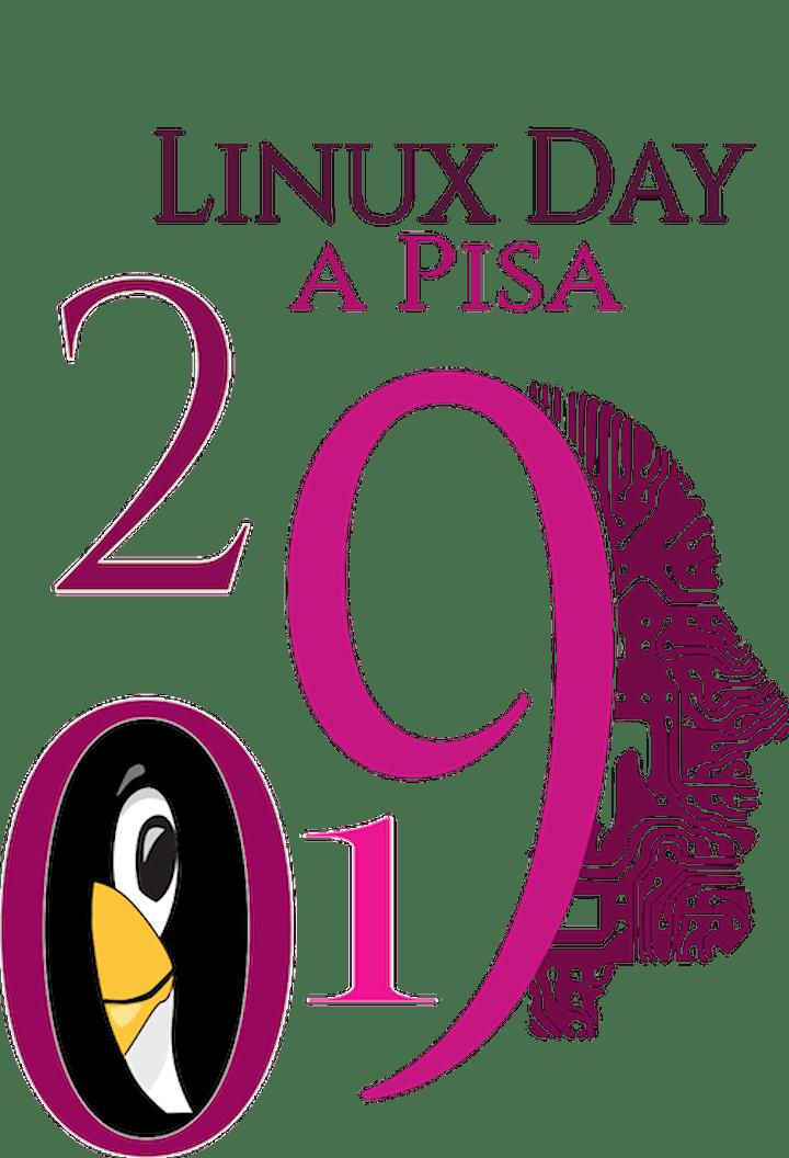 Immagine Linux Day 2019 -Gulp Pisa