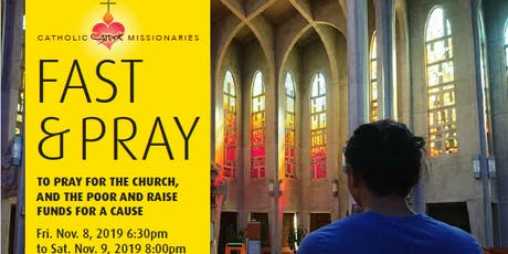 24-Hour Fast & Pray at Westminster Abbey for Young Adults 2019 tickets