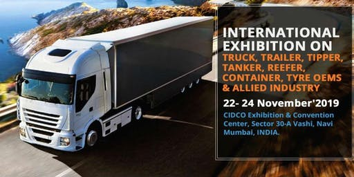 Truck Trailer & Tyre Expo 2019
