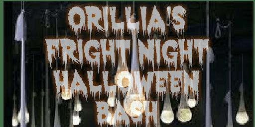 ORILLIA'S FRIGHT NIGHT HALLOWEEN BASH