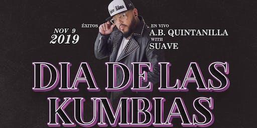 Dia De Las Kumbias: Exitos En Vivo with A.B. Quintanilla III