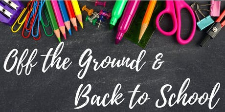 """Off the Ground & Back to School"" - A Fundraiser for Children in Uganda tickets"