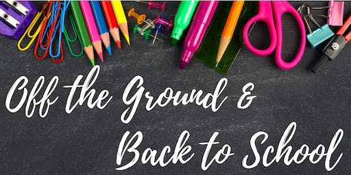 """Off the Ground & Back to School"" - A Fundraiser for Children in Uganda"