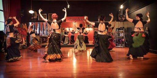 Beginner Belly Dance  Feb 18 - Mar 24