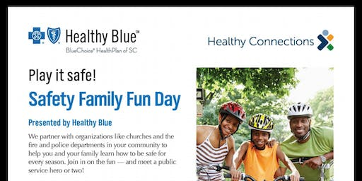 Safety Family Fun Day ~ Sumter County