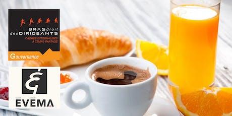 Petit Déjeuner - Dirigeants de TPE / PME billets