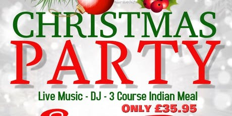 Christmas Party at The Ritz tickets