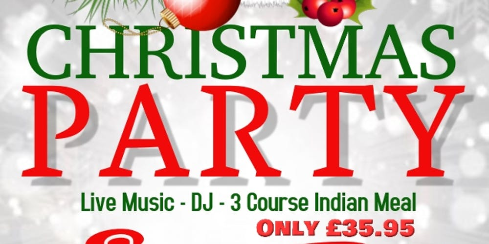 Christmas Party 2019 Clipart.Christmas Party At The Ritz Tickets Sat 21 Dec 2019 At 19