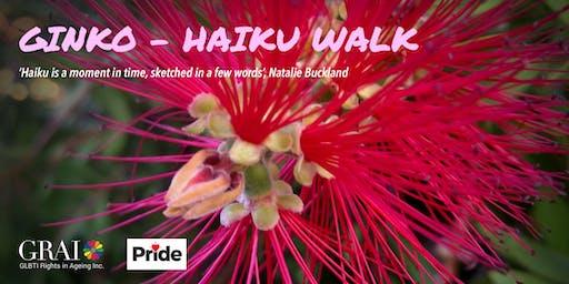 Ginko - Haiku Walk