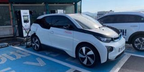 Charged Up for Electric Vehicle Tourism tickets