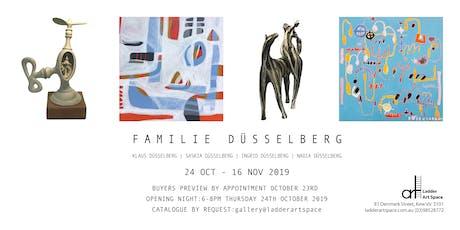 Opening invitation: 'Familie Düsselberg' tickets