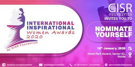 International Inspirational Women Awards (IIWA 2020) tickets