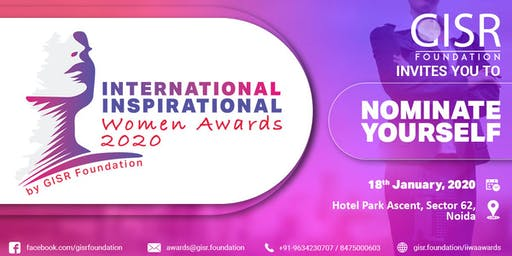 International Inspirational Women Awards (IIWA 2020)